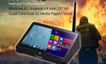 小型PC・極厚タブレット『PIPO X8』が124ドルで予約開始
