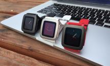 カラー対応スマートウォッチ『Peblle Time』、5月27日から出荷開始
