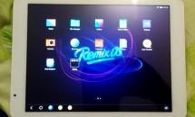 Remix OS体験版を入れた9.7型『Teclast X98 Air 3G』の動画が公開