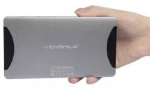 バッテリーにもなる小型PC『Vensmile W10』登場、スペックと価格―HDMI端末