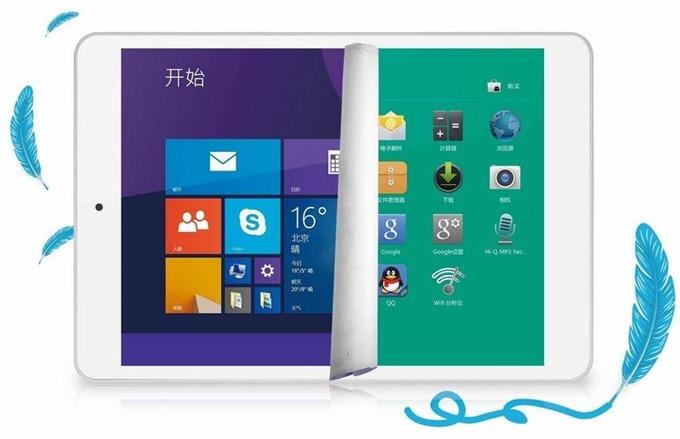 デュアルブート/7.9型iPad miniクローン『Colorfly i783 Pro 双系統』発表へ/一部スペック