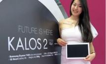 BungBungame、USB 3.1/RAM3GB/10.5型Androidタブレット『KALOS 2』発表