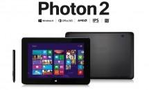 AMD搭載/1024筆圧感知Windowsタブレット『Photon 2』、早ければ2015年6月発売