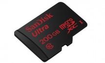 SanDisk、大容量200GBのMicroSDカードを米アマゾンで発売
