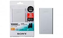 """ソニー、急速充電""""Quick Charge 2.0""""対応10,000mAhモバイルバッテリー『CP-R10』発表―特徴と価格"""
