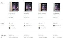 初代iPad mini、Apple Storeで販売終了