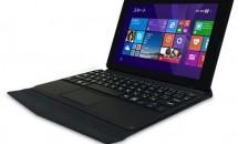 ユニットコム、約2.3万円の専用キーボード付き8.9型Windowsタブレット『9P1150T-AT-FEM』発表―スペックと価格