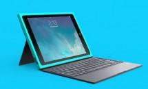 Logitech、SurfaceなiPad向け保護カバー付キーボード『BLOK』発表―特徴・価格