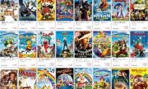 Google Play、「夏休みキッズ映画セール」実施中―レンタル100円、購入800円~