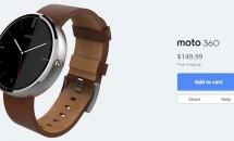 次期『Moto 360』は発表間近か、現行モデルが広告なしで100ドル値下げ