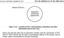 明日にも次期Moto 360発表か、新しいワイヤレス充電器がFCC通過