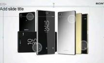 ソニー未発表『Xperia Z5 Plus(Ultra)』のレンダリング画像がリーク