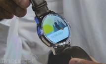 FOSSIL、Intel搭載Android Wearスマートウォッチ披露―2015年内にリリース予定 #IDF2015