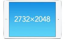 アプリ解析から『iPad Pro』(iPad6,8)は解像度2732x2048/12.9インチと判明