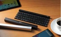 LG、スティック状キーボード『Rolly Keyboard』(KBB-700)発表―特徴・発売時期・動画