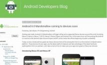 Google、『Android 6.0 Marshmallow』を来週リリース―Nexus 5/6/7/9等に配信へ