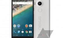 『Nexus 5X』は3色展開か、プレス画像リーク