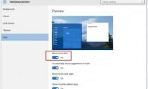 MS、『Windows 10 Build 10547』リリース―タイルやタブレットモードの表示改善