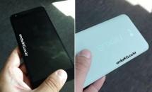 Nexus 5 (2015)/Nexus 5Xのミントカラー実機写真リークか