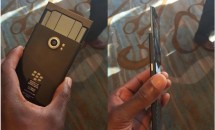 未発表『BlackBerry Priv』は5.4インチか、実機画像と一部スペックがリーク