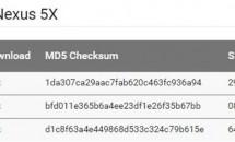 Googleが『Nexus 5X』(bullhead)のファクトリーイメージ公開