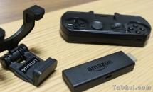 Fire TV Stick購入レビュー04、Bluetoothゲームコントローラー・ゲームパッド『SMACON』は使えるか