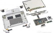 『Surface Book』をiFixitが分解、タブレット側のバッテリー容量は2387mAhと少なめ