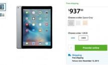 12.9型『iPad Pro』の発売日、11月13日(金)か