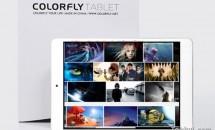 約9,500円の7.85型Android『七彩虹 Colorfly i783A』発表、スペック