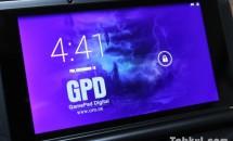 折り畳み式タブレット『GPD XD』購入レビュー、重さやストレージ状況・ホーム画面・アプリなど