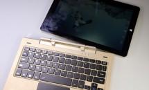 RAM4GB/10.1型2in1タブレット『ONDA oBook 10』開封~ベンチマークなど