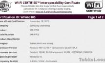 Samsung未発表、Windows 10タブレット『SM-W700』がWi-Fi認証を通過