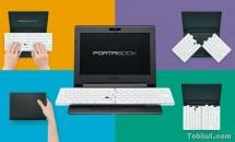 キングジムが8型Windows『ポータブック XMC10』発表、スペック