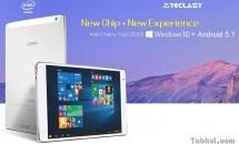 デュアルOS版9.7型『Teclast X98 Plus』が発売、価格・スペック・ベンチマークスコア