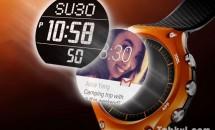 カシオ、1ヶ月駆動の二層ディスプレイ搭載スマートウォッチ『WSD-F10』発表―価格・スペック・発売日 #CES2016