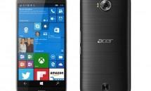 Acer、5.5型Windows 10 mobileスマホ『Liquid Jade Primo』発表―スペック・Continuum対応