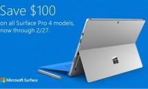 Surface Pro 4の値下げセール、米Microsoft Storeでもスタート―日米の違い