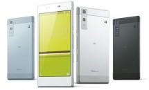 au、独自5型スマホ『Qua phone』を2/5発売と発表―デビュー割も実施へ