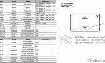 未発表『Asus ZenPad 8.0 (Z380M)』がFCC通過、まもなくリリースか/一部スペック