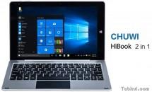 RAM4GB/デュアルOS/10.1型2in1『Chuwi HiBook』発表、一部スペック・発売日