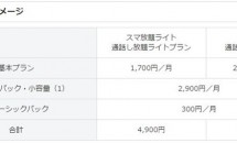 ソフトバンク、1GB/月2900円パックの4/1提供開始を発表