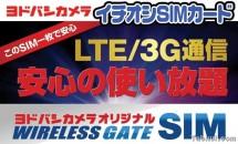 月1,680円で3Mbps使い放題!ワイヤレスゲートが新プラン発表―料金表