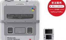 任天堂、『Newニンテンドー3DS LL スーパーファミコン エディション』注文受付を開始
