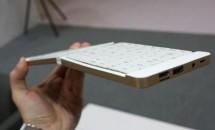 PiPO KB2発表、折り畳みキーボード型ミニPC―日本で発売予定・スペック