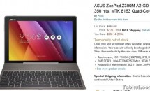 ASUS未発表『ZenPad 10 Z300M』販売ページが登場、価格