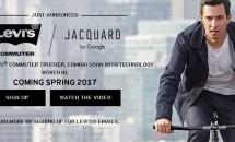 Googleとリーバイスがスマートジャケット開発、2017年春より発売へ – Project Jacquard