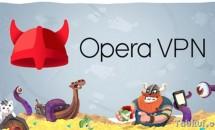 無制限VPN接続ゼロ円の無料iOSアプリ『Opera VPN』リリース – iPhone/iPad