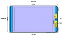 次期NVIDIA Shield tabletか、8型「P2290W」がFCC通過