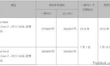 「Surface Book」と「Surface Pro 4」に1TBモデル追加、7/15発売・価格