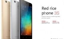 約1.1万円の5型『Xiaomi Redmi 3S』発表、スペック・対応周波数